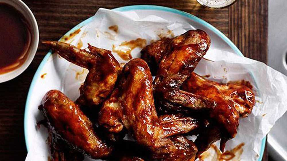Easy peasy Chinese chicken wings