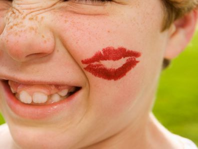 Woman seeks advice on mother in law kissing her kids on the lips