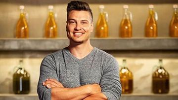Ben Ungermann was a contestant on this year's MasterChef Back To Win competition.