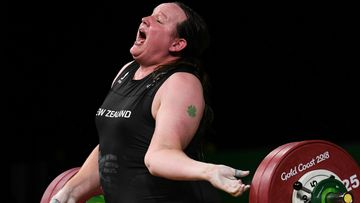 Laurel Hubbard suffers horrific injury at the Commonwealth Games