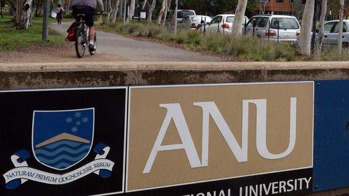 Australian National University. (AAP)