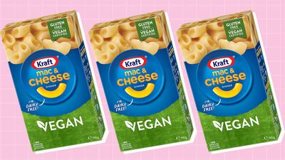 Kraft has launched a vegan mac and cheese