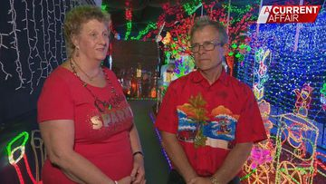 Why Sunshine Coast couple were made to remove their Christmas wonderland