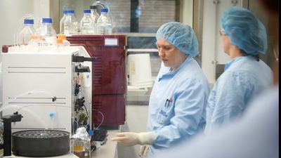 Coronavirus vaccine development University of Queensland