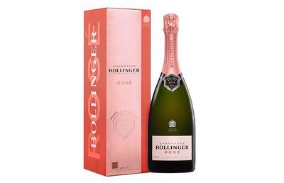 Bollinger Rosé NV, $140