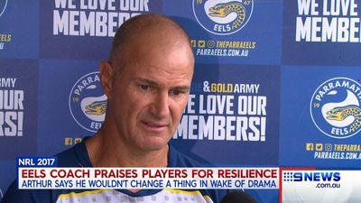 Parramatta Eels reject deal with new stadium putting cloud over NRL draw