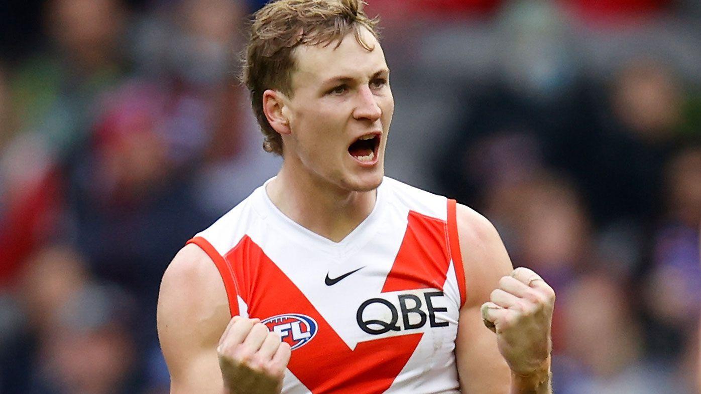 Trade deal irks Swans footy boss as gun defender Jordan Dawson departs for Crows