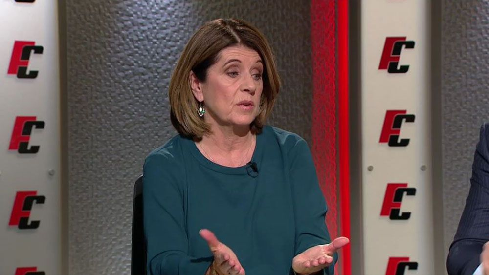 Footy Classified Caroline Wilson says she was bullied by AFL after naming women in sex scandal