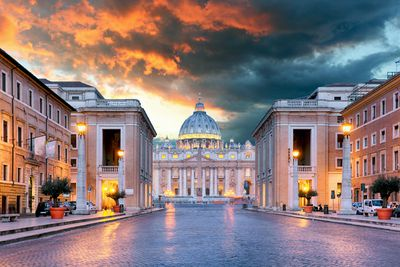 <strong>8.<em> Angels and Demons </em>-Vatican City, Rome</strong>