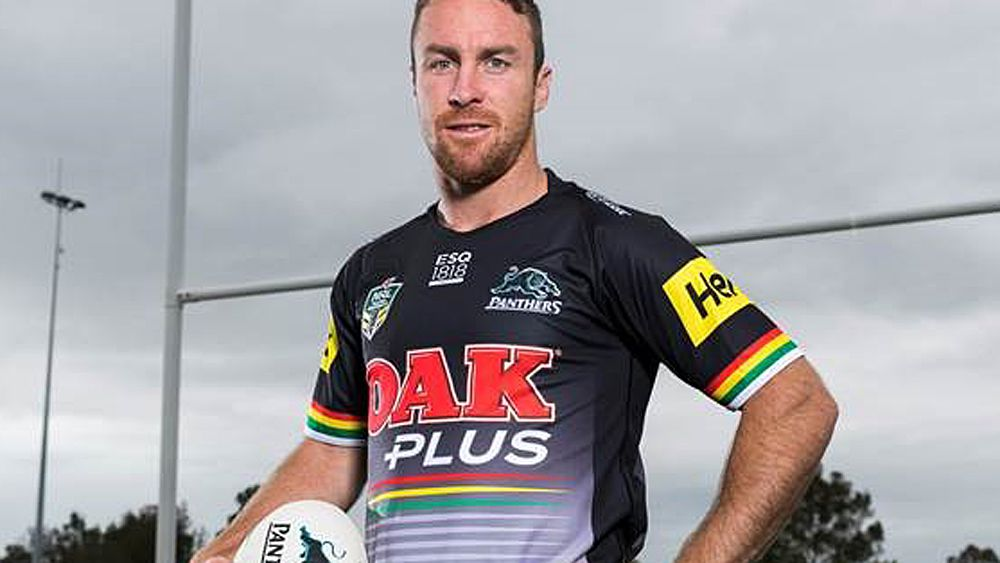 NRL news: James Maloney officially signs with Penrith Panthers