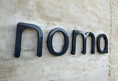 Front of Noma restaurant (AAP)