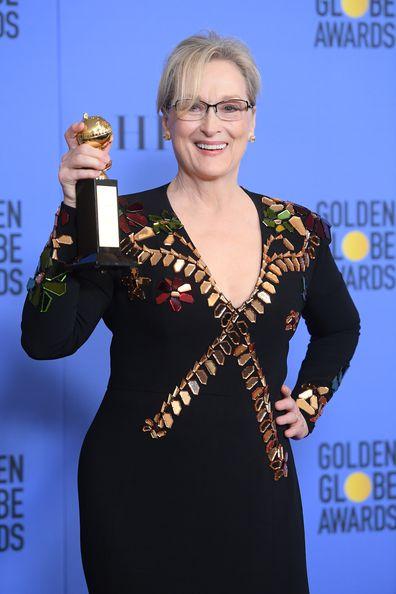 Golden Globes, Meryl Streep, award