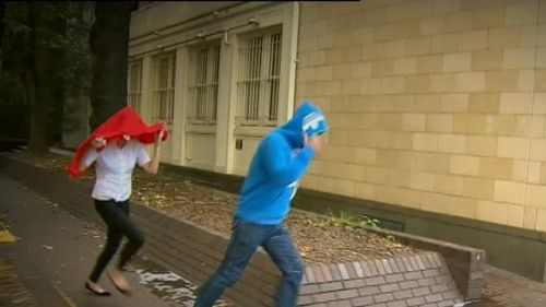 Louise Spiteri-Ahern did not react after the verdict was delivered in the Supreme Court this morning. (9NEWS)