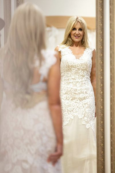 <em>Married at First Sight</em>'s Melissa looking for the perfect dress