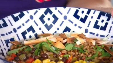 Burrito bowls for under $20