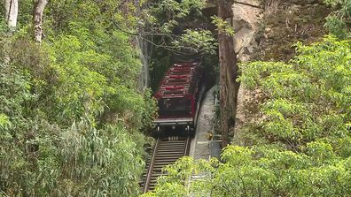 Kris Smith takes a trip to the Blue Mountains, just a 90 minutes drive from Sydney CBD.