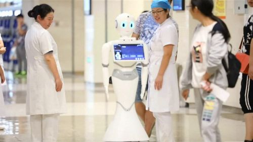 The machine scored 456 points in the doctors' entrance exam, which was well above the pass mark of 360. (9NEWS)