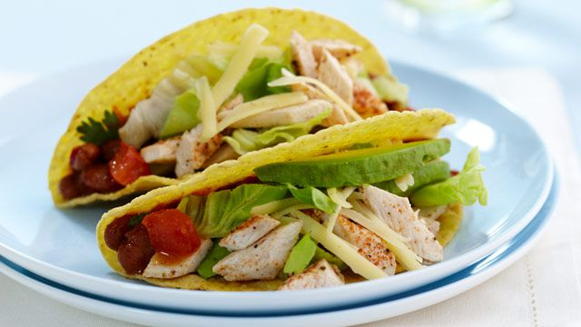 Chicken tacos for $10