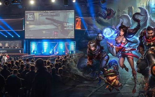 Gamers are set to take to the stage at Australia's largest gaming event. (9NEWS)