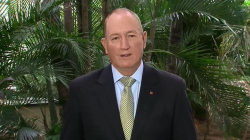 Queensland Senator Fraser Anning has denounced his critics.