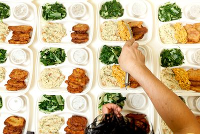 Plan your meals in advance