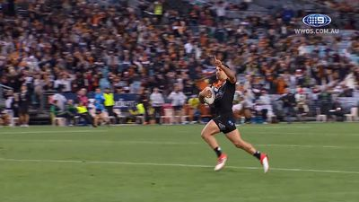 Tigers halt Rabbitohs' streak in NRL upset