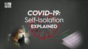 Coronavirus: What you need to know about self-isolation