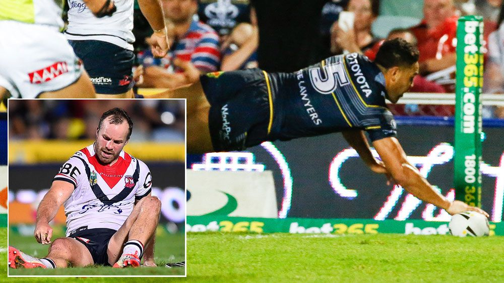 Roosters cop NRL belting, more injury woes