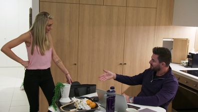 Joanne confronts James after he 'goes missing for 24 hours'