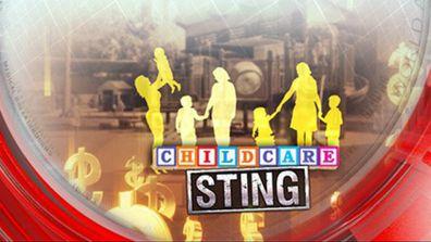 Childcare sting