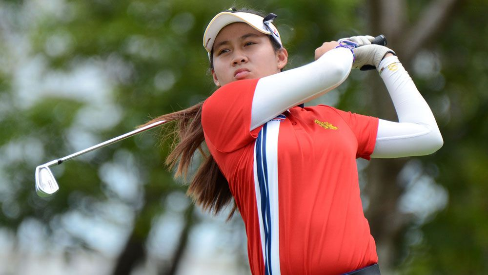 Atthaya Thitikul wins Ladies European PGA event in Thailand aged 14