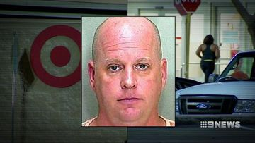 VIDEO: Man behind bizarre plot to plant bombs on shelves inside US Target stores