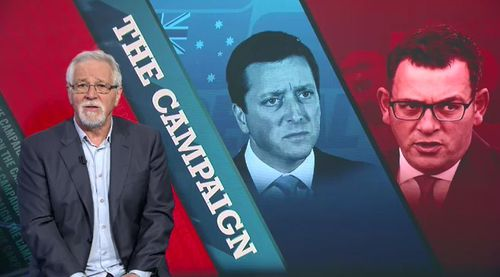 3AW's Neil Mitchell says the first week was a blizzard of expensive promises from both sides of the campaign.