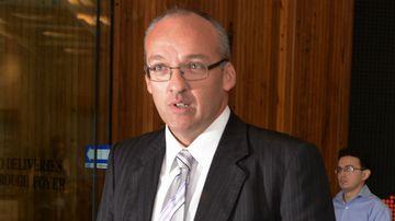 NSW Labor leader Luke Foley. (AAP)