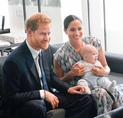 Prince Harry Meghan Markle baby Archie US move