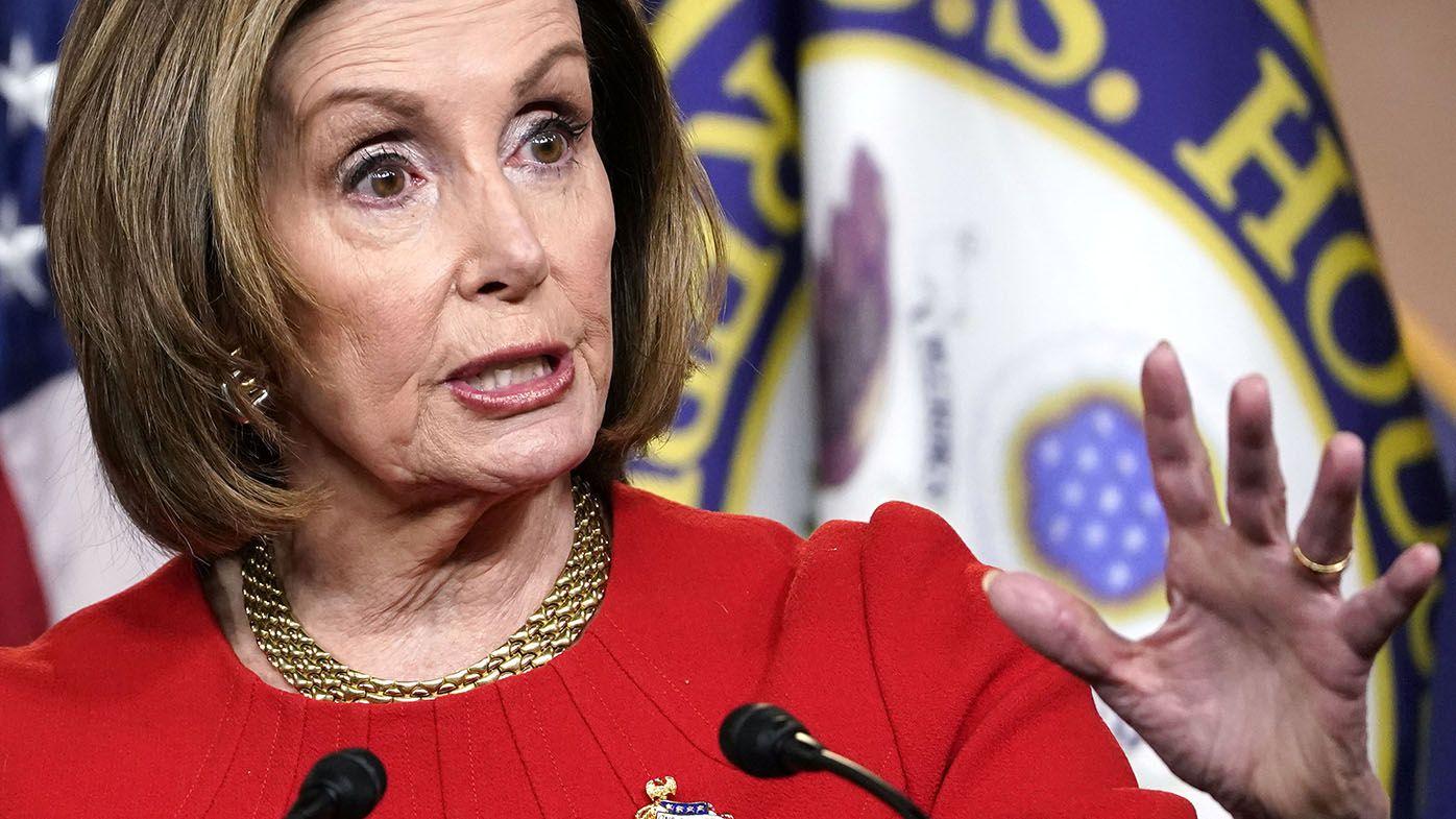 US speaker Nancy Pelosi calls for diplomatic boycott of Beijing 2022 Winter Olympics