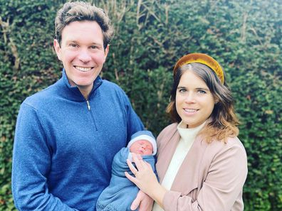 Eugenie, Jack and August.