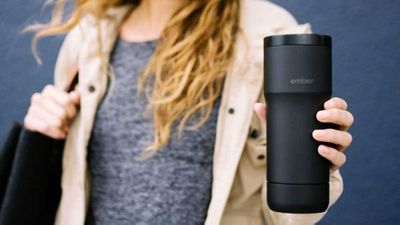 Starbucks $200 sell-out smart coffee mug tells you when it's safe to sip