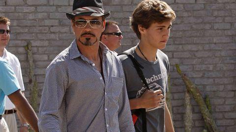 Robert Downey Jr., Indio Falconer Downey