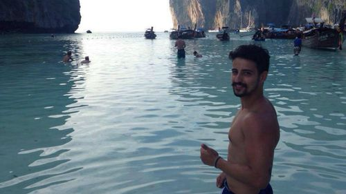 Mr Campello had been travelling around south-east Asia for a month before he disappeared. (Facebook)