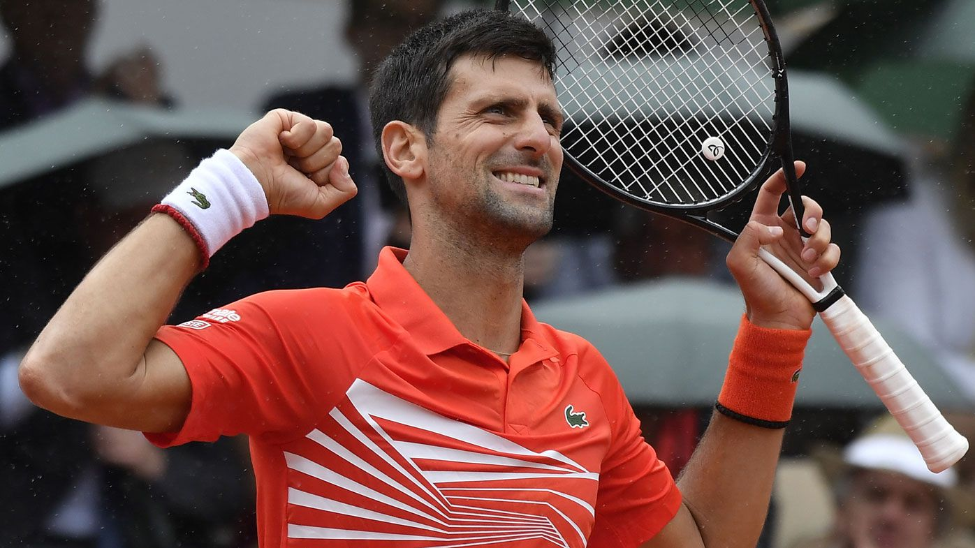 Novak Djokovic, Kei Nishikori into French Open quarter-finals, Djoker Slam alive