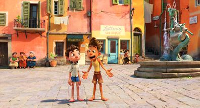 Luca is a coming-of-age story about a boy and his newfound best friend experiencing an unforgettable summer filled with gelato, pasta and endless scooter rides. But their fun is threatened by a secret: they are sea monsters from another world. Luca is directed by Enrico Casarosa