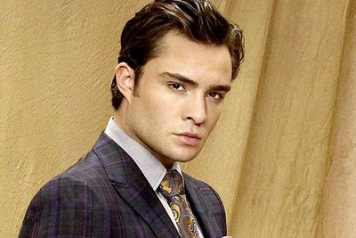 <B>The accent:</B> <I>Gossip Girl</I> fans know Westwick as uber-rich, uber-stylish high-school lothario Chuck Bass. The character hails from Manhattan, and speaks with a matching American accent.<br/><br/><B>But you'd never know he's actually...</B> British. Born in Hertfordshire, England, Westwick cut his teeth on soaps like <I>Doctors</I> and <I>Casualty</I> before he relocated to New York City for <I>Gossip Girl</I>.