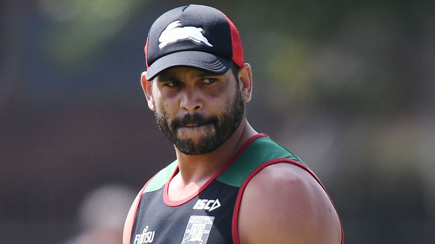 'Overweight' Greg Inglis to reportedly miss first two games of NRL season