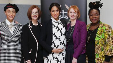 Women's panel Gillard Markle