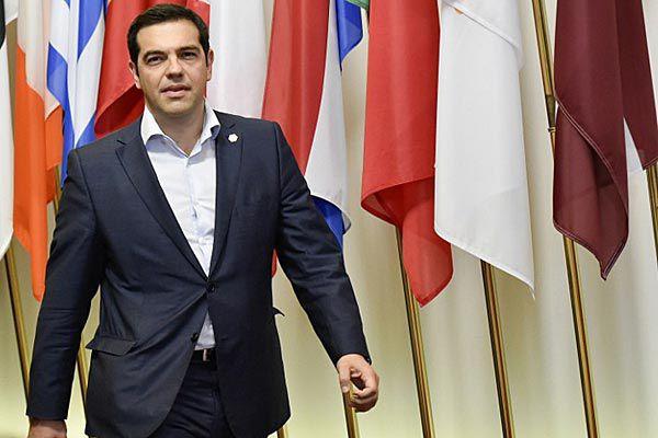 Greek Prime Minister Alexis Tsipras (AFP)