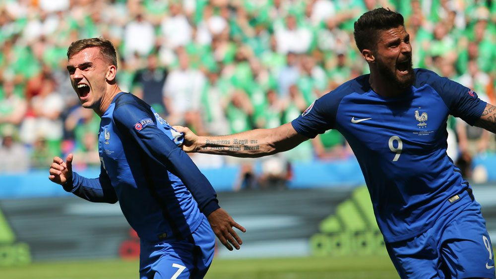 France into Euro 2016 last eight