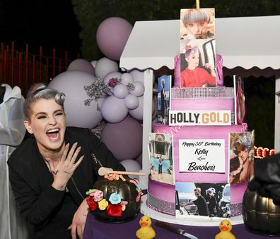 Kelly Osbourne, 36th birthday party, Yamashiro Hollywood, October 27, 2020, unveils weight loss