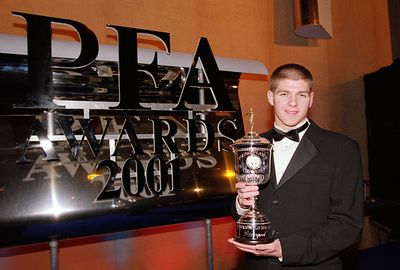 He won the PFA Young Player of the Year award as a result.