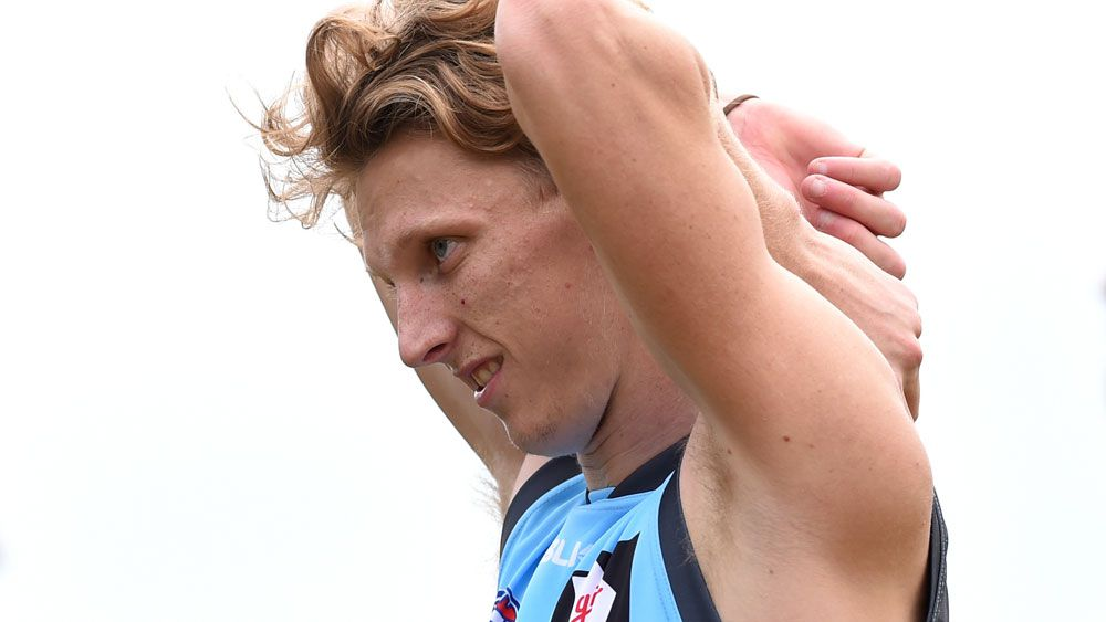 Lachie Whitfield. (AAP)
